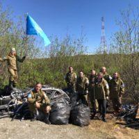 Ямальцы повсеместно объявили войну мусору