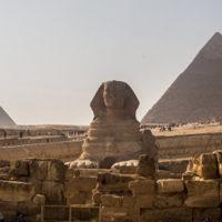 В Египте нашли новую статую Сфинкса