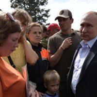 Встречи Президента со своим народом: случайные и не случайные