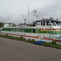 24 июля состоялся пресс-тур 2019 по Москве-реке на экологическом судне «Экопатруль»