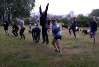 Митинг за Муринский парк