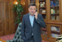 Губернатор Андрей Воробьев позвонил ветерану войны