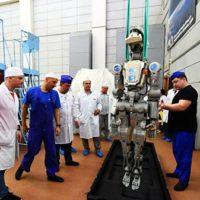 Робот «Федор» больше не полетит в космос
