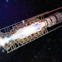 Макет двигателя для космического «ядерного буксира» испытают в России