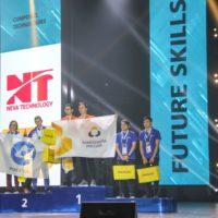 Слушатели «Инжинириума МГТУ им. Н.Э. Баумана» стали победителями мирового чемпионата WorldSkills 2019