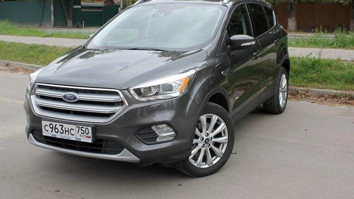 Ford завершает продажи легковых автомобилей в России