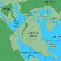 Под Европой на глубине нашли затерянный континент