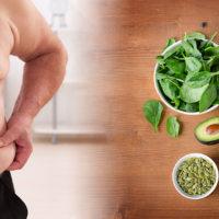 Продукты, которые помогут убрать жир на животе