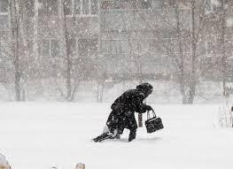 Как в Казахстане противостоят снежной стихии
