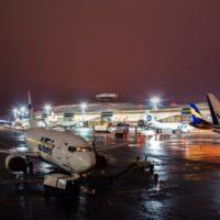 «Сухой» совершил аварийную посадку в московском аэропорту «Внуково»
