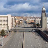 Красноярск стал самым чистым городом в мире