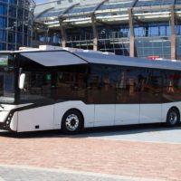 В Минске создали первый электробус