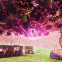 Первый цифровой ботанический сад открылся в Токио
