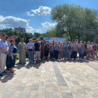 В рамках акции «Вода России» в Подмосковье расчищают берега рек