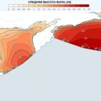 Опубликован веб-атлас доступной волновой и ветровой энергии морей России