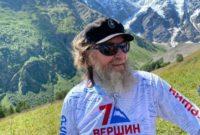 Федор Конюхов поделился в сети фотоотчетом о восхождении на гору Чегет