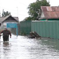 Число затопленных в результате дождевых паводков населенных пунктов в Хабаровском крае растет