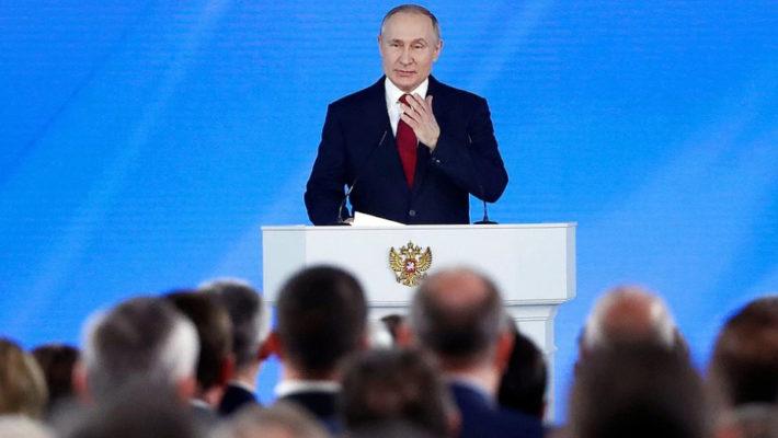 Послание Путина Федеральному собранию: о врачах, школьниках, образовании, молодежи о молодежной политике