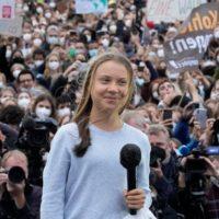 Грета Тунберг призвала своих сторонников бороться с капитализмом