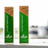 «Зеленый» бизнес: Объявлены лауреаты V Премии ECO BEST AWARD
